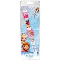 Zegarek na rękę Frozen - Kraina Lodu na wskazówki