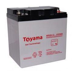 Akumulator żelowy Toyama 12V 26AH NPG26-12 M6