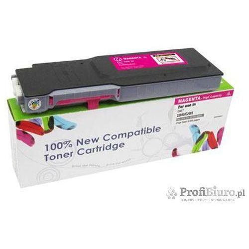 Tonery i bębny, Toner CW-D2660MN Magenta do drukarek Dell (Zamiennik Dell 593-BBBS) [4k]