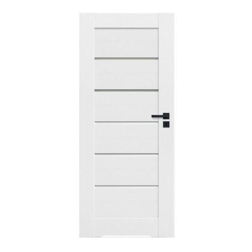 Drzwi wewnętrzne, Drzwi z podcięciem Toreno 80 lewe kredowo-białe