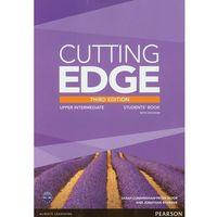 Książki do nauki języka, Cutting Edge Upper-Intermediate Student's Book Z Płytą Dvd (opr. miękka)