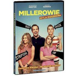 Millerowie (DVD) - Rawson Marshall Thurber OD 24,99zł DARMOWA DOSTAWA KIOSK RUCHU