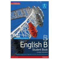 E-booki, Pearson Baccalaureate English B print and ebook bundle for the IB Diploma