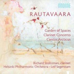 E. Rautavaara - Clarinet Concerto/Garden