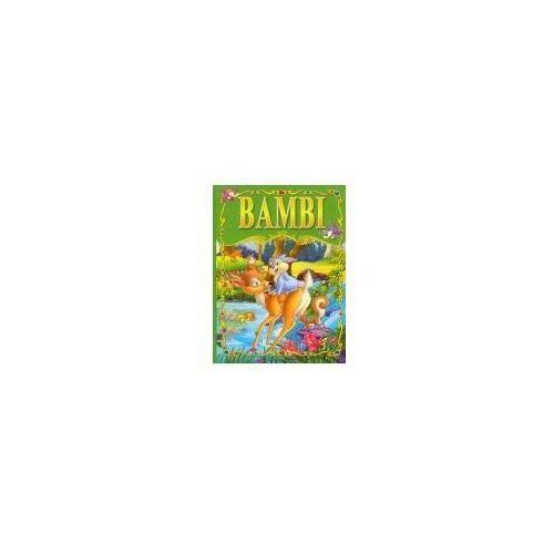 Książki dla dzieci, Bambi (opr. twarda)