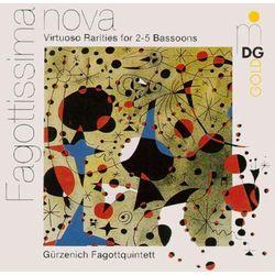 Gurzenich Fagottquintett - Fagottissima Nova:Virtuos