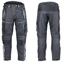 Spodnie motocyklowe damskie, Damskie spodnie motocyklowe W-TEC Mikusa NF-2680, Czarny, XXL