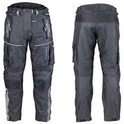 Damskie spodnie motocyklowe W-TEC Mikusa NF-2680, Czarny, XXL