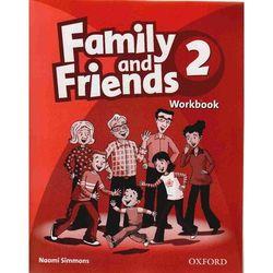 Family and friends 2. Workbook (opr. miękka)