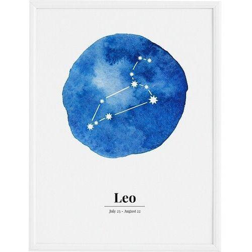 Plakaty, Plakat Leo 30 x 40 cm