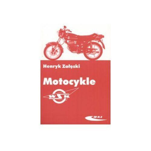 Biblioteka motoryzacji, Motocykle WSK (opr. miękka)