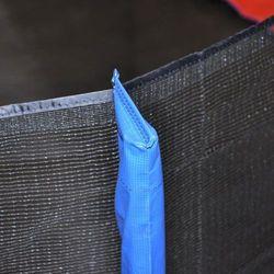 Ochronna siatka InSPORTline do trampoliny Basic - 244 cm