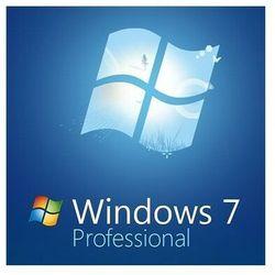 Microsoft Windows 7 Professional 32-bit/x64 PL NOWA LICENCJA
