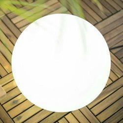 BULY-Akumulatorowa zewnętrzna lampa solarna RGB Ø20cm