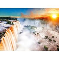 Puzzle, Puzzle High Quality Collection Waterfall 1000