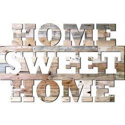 Napis dekoracyjny 3D Home Sweet home