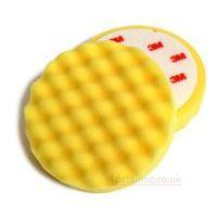 Pozostałe kosmetyki samochodowe, 3M Perfect-it III Polishing Pad Yellow 150mm