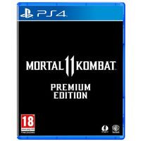 Gry na PlayStation 4, Mortal Kombat XI (PS4)