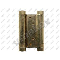 Zawias sprężynowy wahadłowy Brass, L=150mm