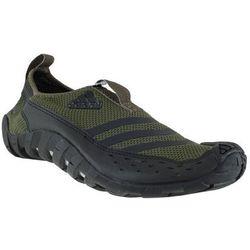 buty do wody adidas Jawpaw - Zielono-czarny