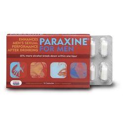 Paraxine, pełna erekcja po alkoholu. NOWOŚĆ!