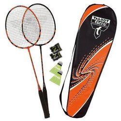 Zestaw badminton Talbot Torro Black Magic Set