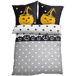 """Pościel """"Halloween"""" bonprix szary"""