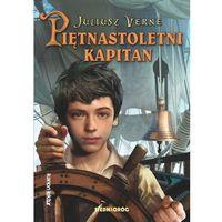 Literatura młodzieżowa, Piętnastoletni Kapitan - Juliusz Verne (opr. miękka)