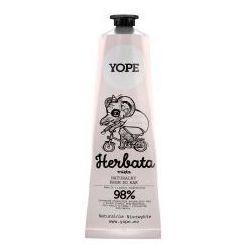 Yope, krem do rąk, Herbata i Mięta, 100ml