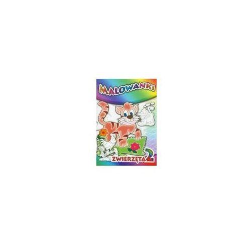 Książki dla dzieci, Malowanki Zwierz?ta cz??? 2 (opr. broszurowa)