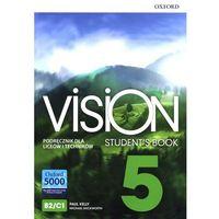 Książki do nauki języka, Vision 5 sb oxford - sharman elizabeth, duckworth michael (opr. broszurowa)