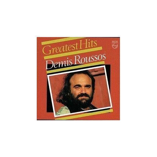 Pozostała muzyka rozrywkowa, Greatest Hits 1971-80 - Demis Roussos (Płyta CD)