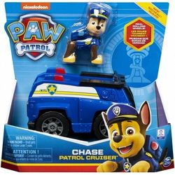 Pojazd z figurką, Chase Psi Patrol