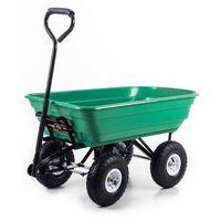 Wózki widłowe i paletowe, Wózek ogrodowy G21 GA 90