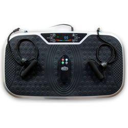 Platforma wibracyjny do masażu ciała Rio Beauty VIBP3 kolor srebrny