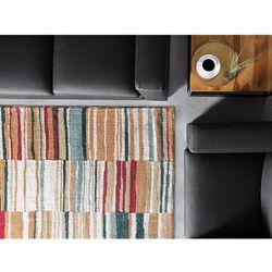 Dywan kolorowy 160 x 230 cm krótkowłosy FATSA