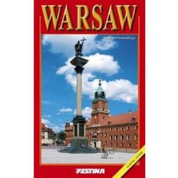 Warszawa i okolice. Wersja angielska (opr. miękka)
