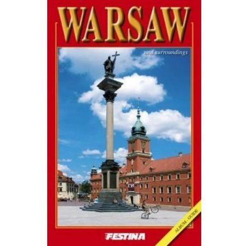 Albumy, Warszawa i okolice. Wersja angielska (opr. miękka)