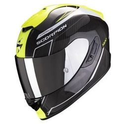 SCORPION KASK INTEGRALNY EXO-1400 CARBON WHITE NE