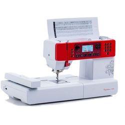 Maszyno-hafciarka Redstar H300 + 403 ściegi + 40 haftów + 90 czcionek!