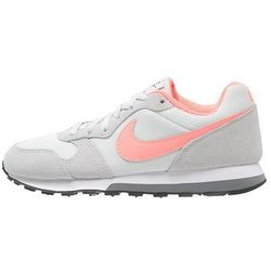 Nike Sportswear MD RUNNER 2 Tenisówki i Trampki pure platinum/lava glow/cool grey/white/black