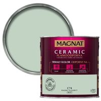 Farby, Farba Magnat Ceramic rajski fluoryt 2,5 l