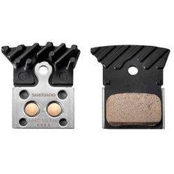 Okładziny hamulca tarczowego L04C metaliczne-radiator