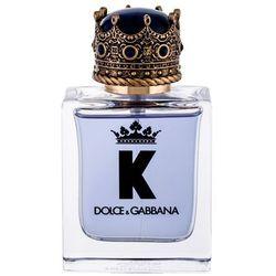 Dolce&Gabbana K woda toaletowa 50 ml dla mężczyzn