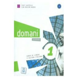Domani 1 + DVD - Guastalla Carlo, Massimo Naddeo Ciro (opr. broszurowa)