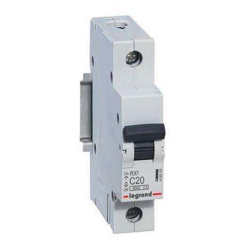 Włączniki, Wyłącznik nadprądowy Legrand 1P-C20A