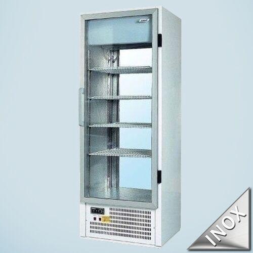 Szafy i witryny chłodnicze, Szafa chłodnicza przeszklona MAWI SCH 602 INOX
