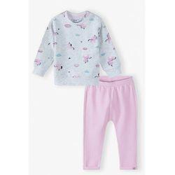 Komplet niemowlęcy dresy + bluza 6P4101 Oferta ważna tylko do 2031-10-22