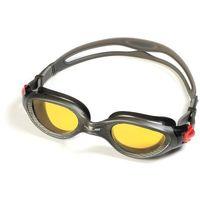 Okularki pływackie, Okularki pływackie na wody otwarte HUUB Acute - szare