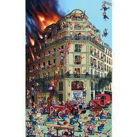 Puzzle, Puzzle Ruyer Straż Pożarna 1000
